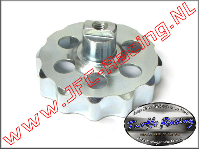 "TUR 3017, Steel Clutch Bell ""Snapper"" (Turtle Racing ""Snapper"") 1pcs."
