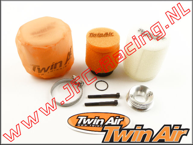 TWA 158884SET, Twin Air Dual Stage Luchtfilter systeem (Ø60 x 60mm) 1set.
