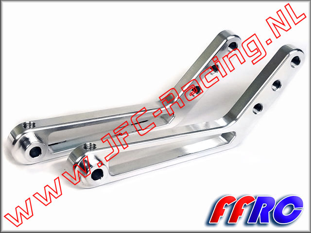 VKT010, FullForce RC Kraken Vekta.5 Aluminum Torsion Levers 2pcs.