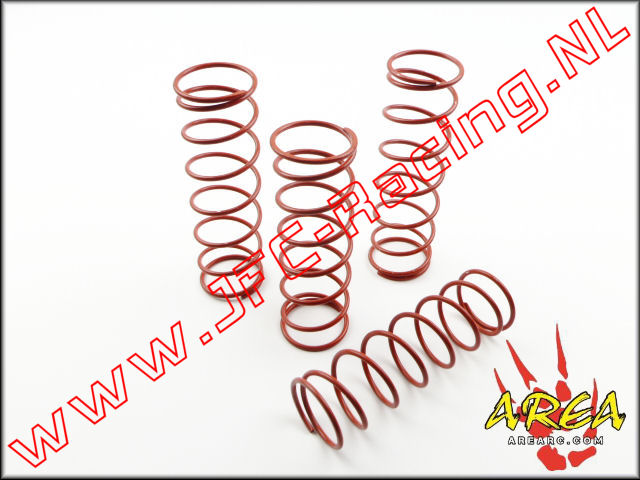 AR-L025-01, Shock Springs (Hard)(2.8 x 8)(<FONT COLOR=ff0000>Red</FONT>)(Area Rc) 4st.