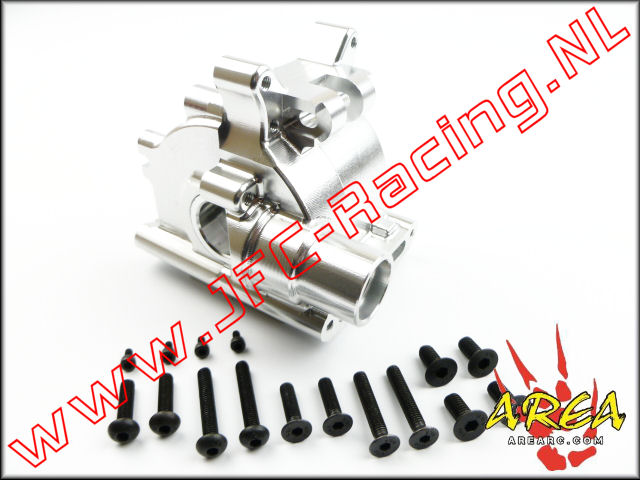 AR-L027-SILVER, Raer Alloy Diff (Losi 5ive-T & Mini WRC)(<FONT COLOR=808080>Silver</FONT>)(Area Rc) 1st.