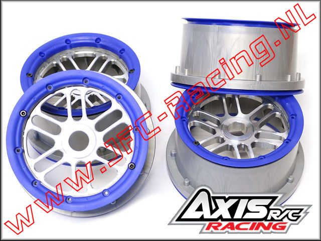 AX 3019, Race Pace Wheels for (Losi 5ive / DBXL / Vekta.5 / RCMK) 4pcs.