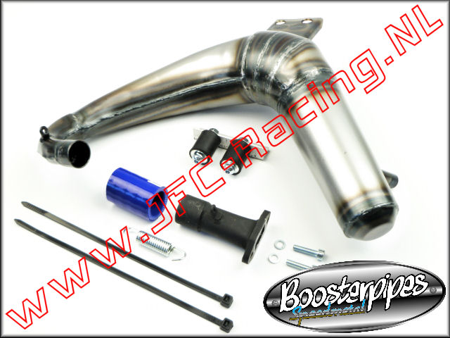 BP 1160, Grafil Conversie Buggy (Silenced pipe)(Booster pipes) 1st.