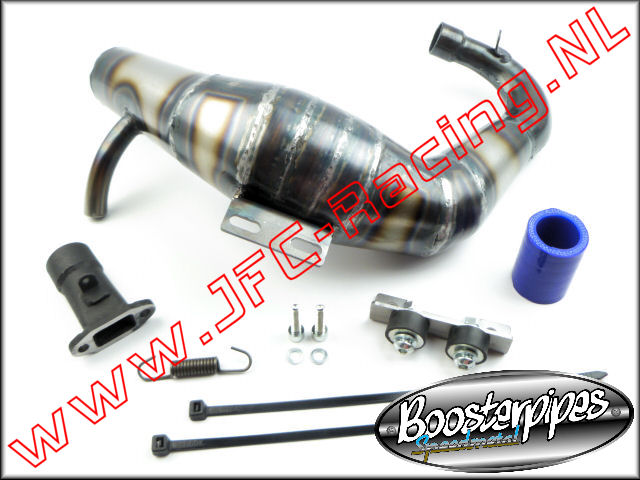 BP 1180, Losi TLR 5ive-B (Silenced pipe)(Booster pipes) 1st.
