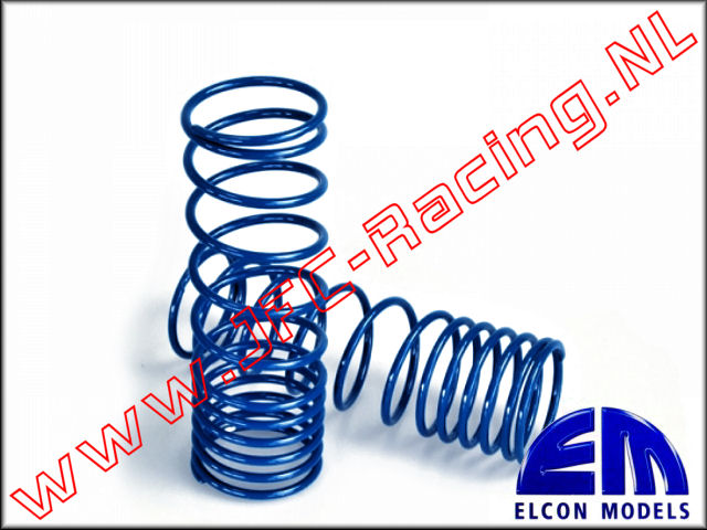 EM 70300-30-2.3, Progressive springs (32mm)(110mm)(2,3)(<FONT COLOR=0000ff>Blue</FONT>) 2st.