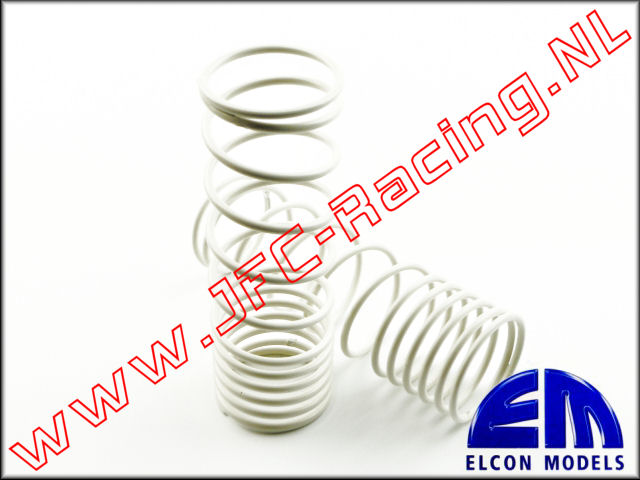 EM 70300-30-2.4, Progressive springs (32mm)(110mm)(2,3)(White) 2st.