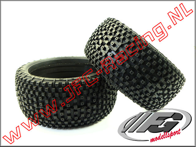 FG 67218M, FG Styx Tyre (Off-Road)(Medium)(170 x 65mm) 2pcs.