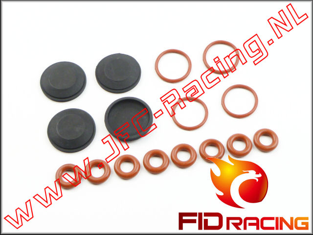 FID 071, FID Racing Shock Sealed Kit (LOSI 5ive-T / Mini WRC) 1st.