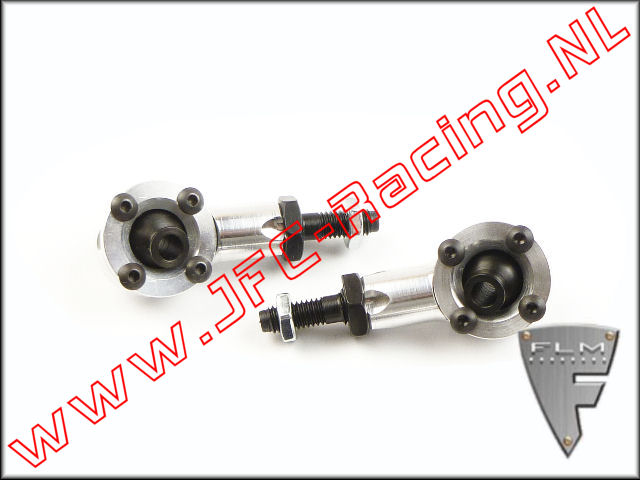 FLM 95600, Rear Ball End Kit (HPI Baja 5B/5T/5SC)(6061 Aluminium) 1st.