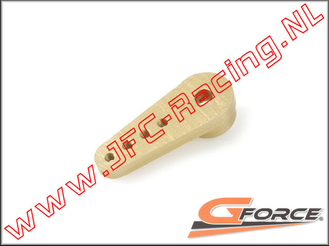 GF-3151-002, Precision Aluminium Single Servo Arm (28mm)(Futaba) 1pcs.