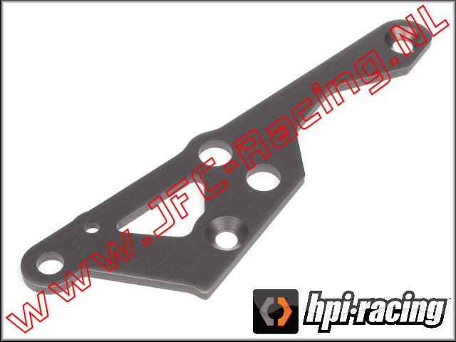 HPI 102173, Engine Mount Brace (Right)(<FONT COLOR=404040>Gunmetal</FONT>) 1pcs.