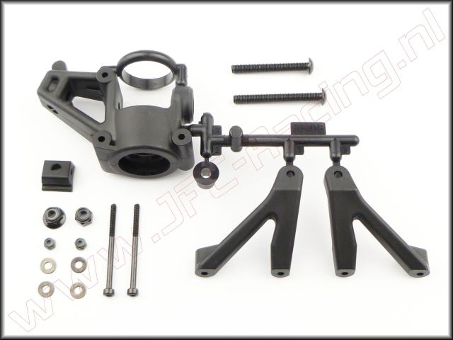 HPI 85408, Fusee voor-as set.