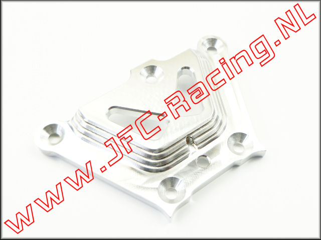 JFC 0320, Aluminum Front Top Chassis Brace (<FONT COLOR=808080>Silver</FONT>)(Losi 5ive-T) 1st.