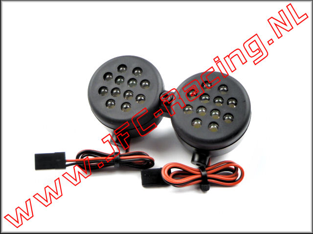 JFC 1124, Led light (24 Led's)(Clear White)(Losi 5ive-T) 1st.