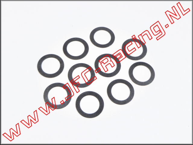 JFC 9951, Shim Ring (12 x 18 x 0,2mm) 10st.