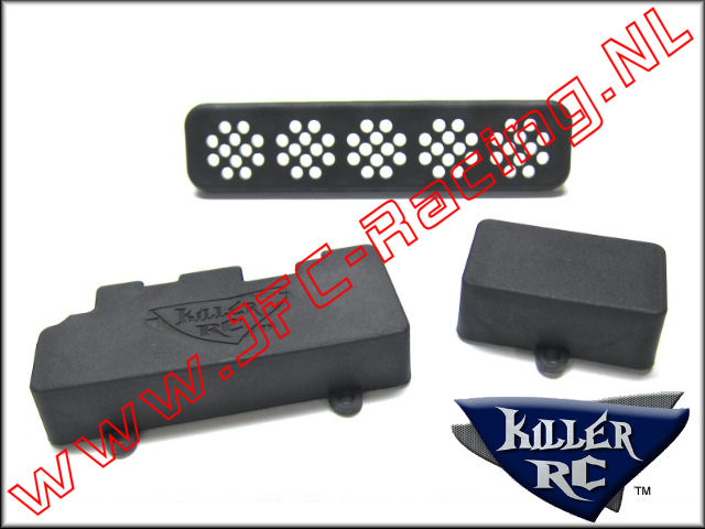 KIL 0199, Killer RC Losi Desert Buggy XL (DBXL) Box Lid Kit 1st.