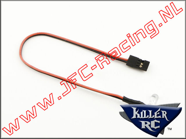 KIL 0211, LED Killer Switche (<FONT COLOR=00ff00>Groen</FONT>) 1st.