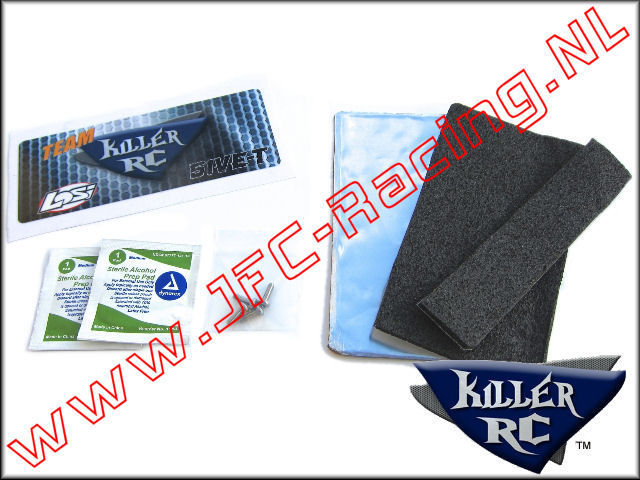 KIL 0405, Battery Box Insulation Kit (Losi 5ive) 1st,