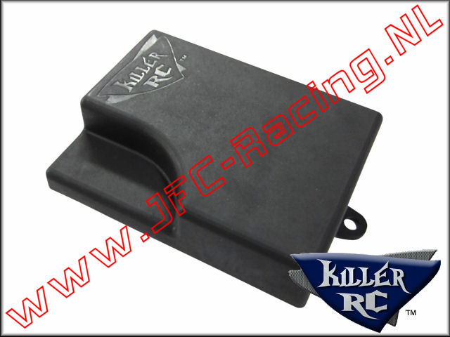 KIL 0410, Taller Battery Box Lid (HPI Baja) 1st.