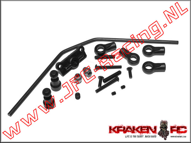 KV2209, VEKTA.5 Front Sway Bar Set 1st.