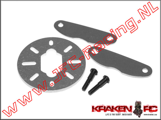 KV2227, VEKTA.5 Brake Disc and Pad Set 1st.