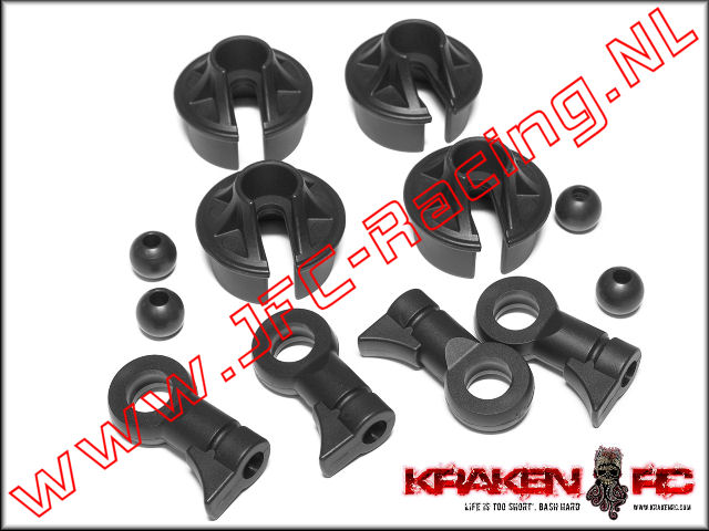 KV 2245, VEKTA.5 Shocks Rod End Set 4st.