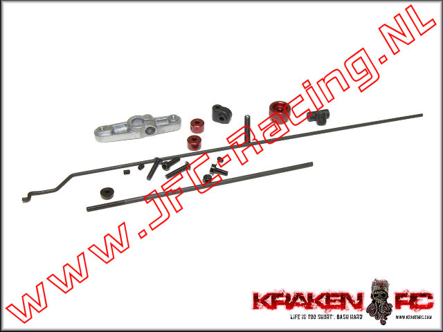 KV 2248, VEKTA.5 Throttle/Brake Linkage Set 1st.