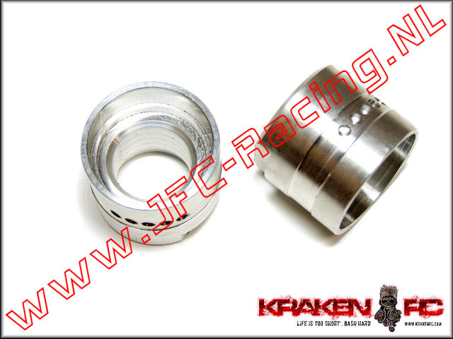 KV 2251, VEKTA.5 Rear Solid Axle Wheel Hubs 1set.