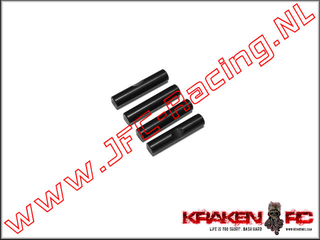 KV9911, VEKTA.5 PIN SET FOR CENTER DRIVE SHAFT & REAR U-JOINT 4st.