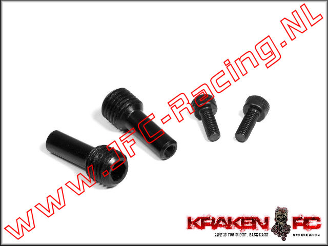 KV9913, VEKTA.5 Center & Rear Uni Joint Screw Pin 2set.
