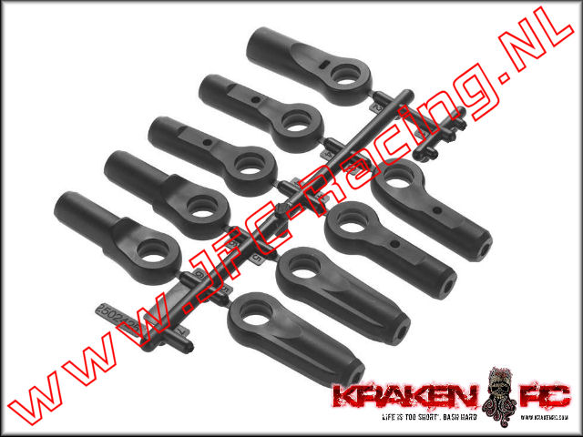 KVT06, VEKTA.5 Rod Ends Set 1st.