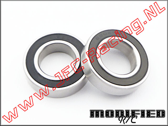 MDF 0243/1, Replacement Bearings (Modified RC Center Diff Mount) 2st.