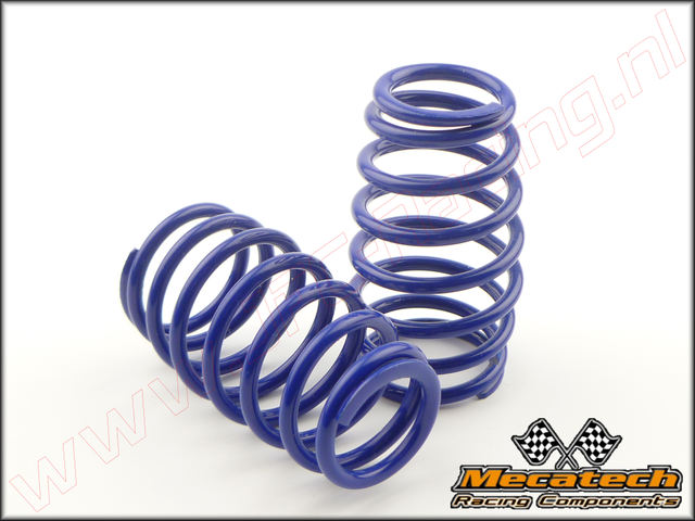 MEC 2009/02, Mecatech Klick Shock Spring (2.6 mm)(<FONT COLOR=0000ff>Blue</FONT>) 2st.