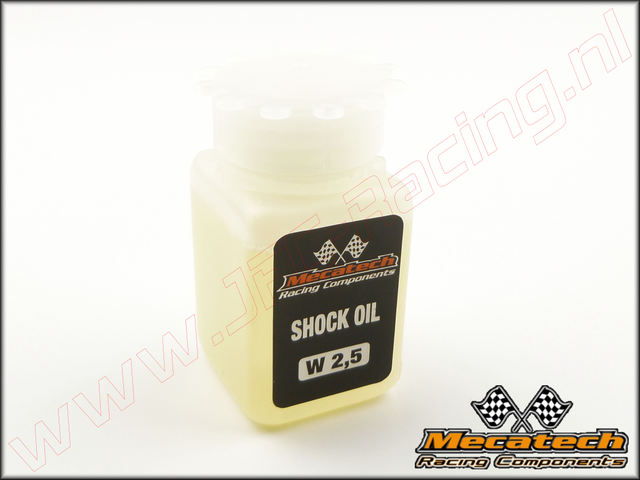 MEC 2009/06W2,5, Mecatech Clik Shock Oil (W 2,5)(50 ml) 1st.