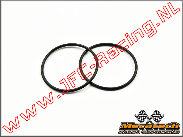 MEC 2009/24, Mecatech Klick Shock O-Ring (Stelring) 2st.