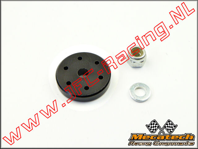 MEC 2009/41, Mecatech Silicon Shock Zuiger set 1st.