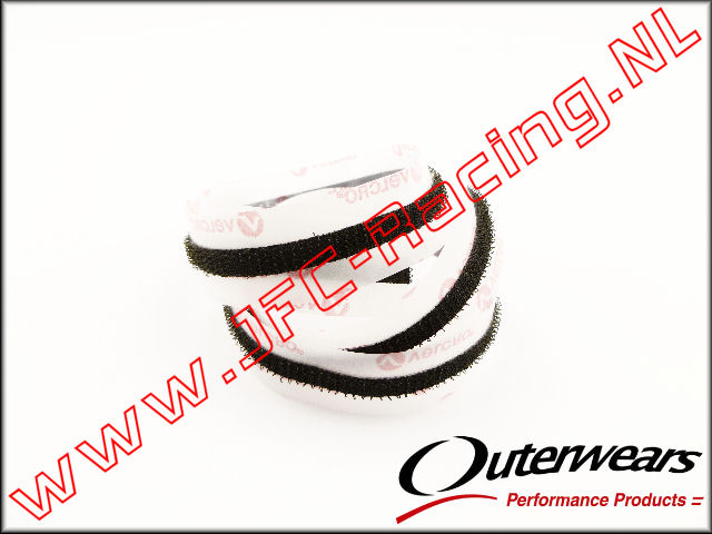 OUT 0118, Outerwears Velcro Repair kit (Hoge Kwaliteit Klitteband 320mm) 2st.
