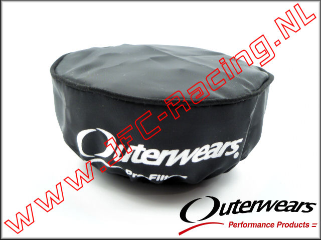 OUT 0320, Outerwears Pre-Filter Lucht Filter (Losi 5ive-T)(Black) 1st.