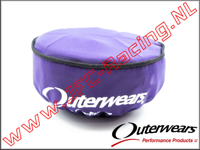 OUT 0325, Outerwears Pre-Filter Lucht Filter (Losi 5ive-T)(<FONT COLOR=ff40ff>Purple</FONT>) 1st.
