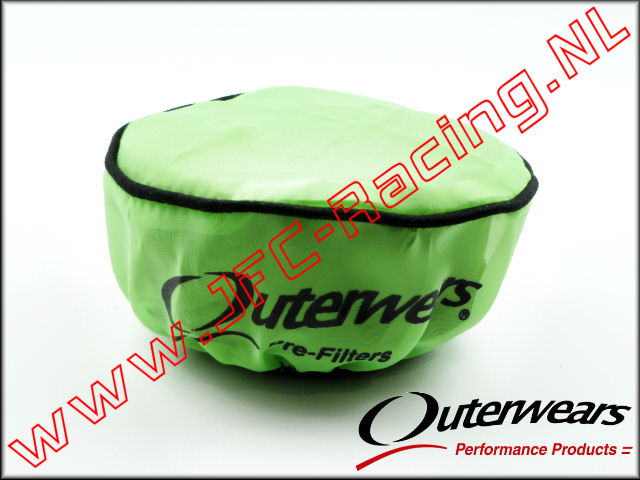 OUT 0326, Outerwears Pre-Filter Lucht Filter (Losi 5ive-T)(<FONT COLOR=00ff00>Green</FONT>) 1st.