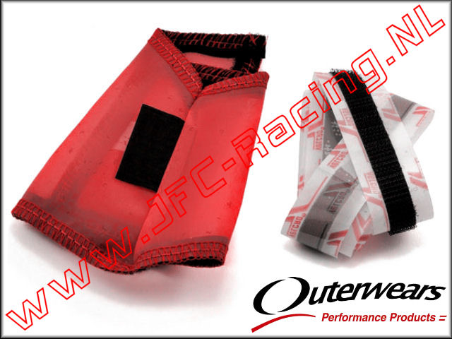 OUT 0534, Outerwears Carter / Vliegwiel  Hoes (G320RC)(<FONT COLOR=ff0000>Red</FONT>) 1st.