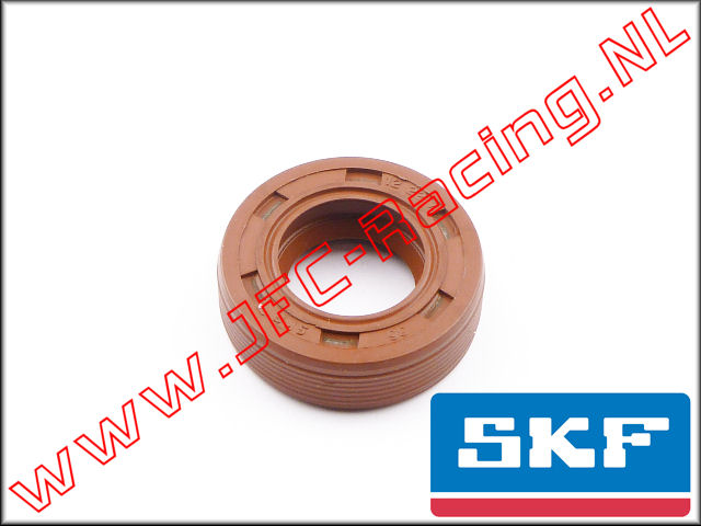 SKF 7303/1, SKF High Performance Viton Olie Keerring (12x22x7 HMSA10V) 1st.