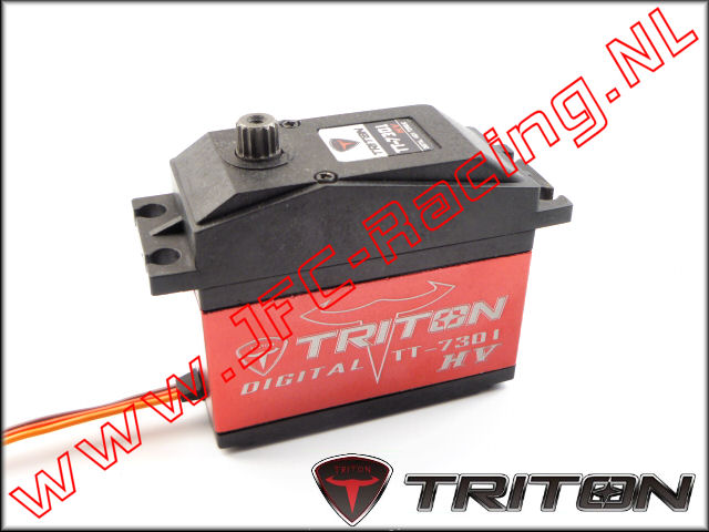 TT-7301, Digital High Voltage Steering Servo 73kg (Triton)(TT-7301)(15T) 1st.