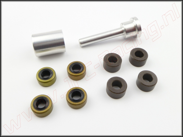 THR 0723, Threshold High Pressure Seal Kit (Umbrella Seals)(HPI Baja)(With Install Tool) 1st.