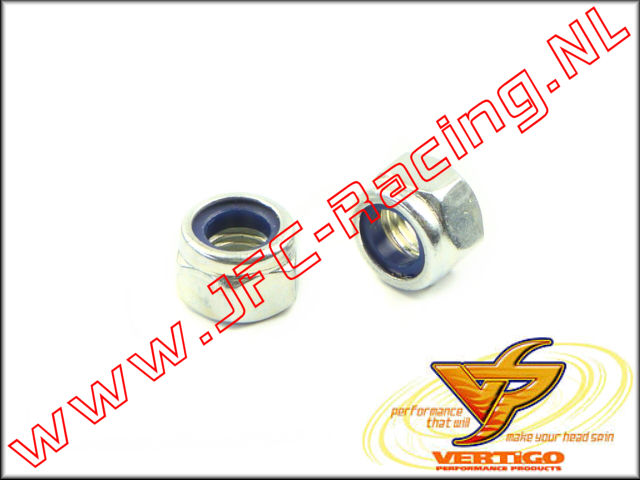 VTG 61905, Clutch Nut (7mm)(Clutch Bell 61652) 2pcs.