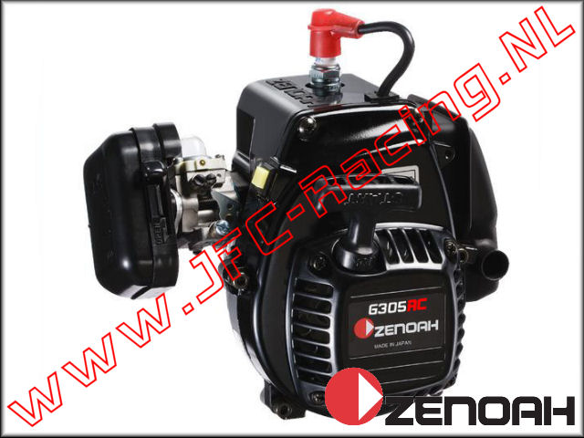 ZEN 3060, Zenoah G305RC (30,52cc)(High Torque Tuning)(6,0+ HP)(Car Engine) 1st.