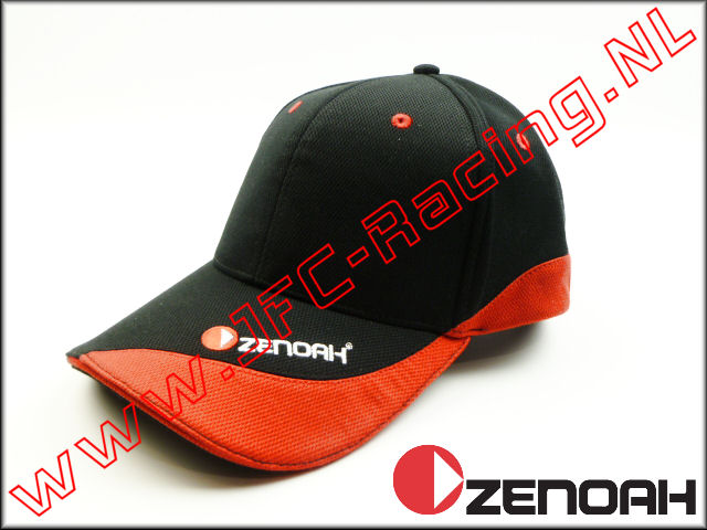 ZEN CAP, Original Zenoah Race Cap with universal adjustable Velcro fastener 1st.